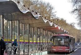 پاورپوینت تحلیل و بررسی ایستگاه اتوبوس